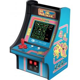Mini Borne Arcade Mrs. Pac-Man