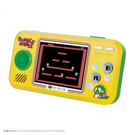 Console portable Rétro BUBBLE BOBBLE