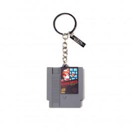 Porte-clés Rétro Cartouche NES - 3D