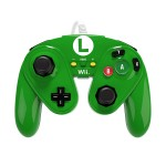 Manette Luigi Fight Pad pour Wii U