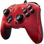 Manette filaire Camo Audio Rouge pour Nintendo Switch