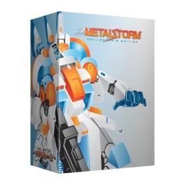 Jeu Vidéo Metal Storm pour Nintendo NES Edition Collector