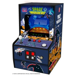 Mini Borne Arcade Rétro Space Invaders