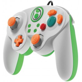 Manette filaire Smash Bros YOSHI pour Nintendo Switch