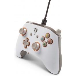 Manette Filaire Fusion Pro Blanche pour Xbox One