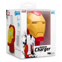 Chargeur pour manette Nintendo Wii Iron Man