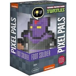 Figurine Lumineuse Pixel Pals Teenage Mutant Ninja Foot Soldier 036