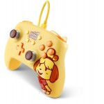 Manette Filaire Animal Crossing Isabelle pour Nintendo Switch