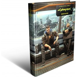 Guide Officiel Complet CYBERPUNK 2077 - Version Collector