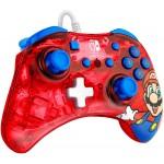 Manette Filaire Rock Candy Mario pour Nintendo Switch pour Nintendo Switch