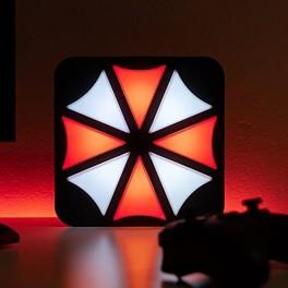 Lampe 3D Resident Evil
