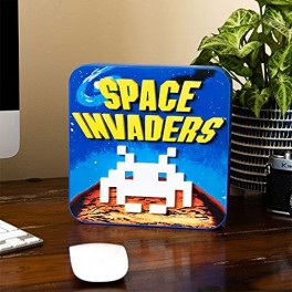 Lampe 3D Space Invaders