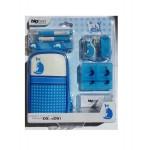 Accessoires pour DSLite / DSi Chat Bleu. Pochette de rangement pour Nintendo DSLite/DSi et ses accessoires.