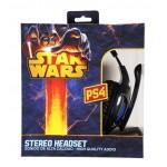 Casque STAR WARS PS4. Pour les fans de Star Wars.