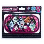 Sacoche Monster High pour PSP et PSVita. Transporte et protège votre console de jeux vidéo Sony psp et psvita.