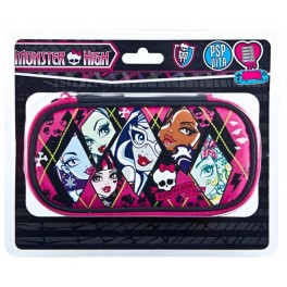 Sacoche Monster High pour PSP et PSVita