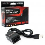 Adaptateur USB de manette Nintendo NES sur PC-MAC