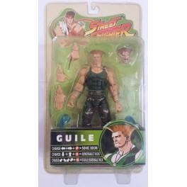 Figurine GUILE Street Fighter Round 3 / Vintage