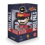 Figurine Lumineuse Pixel Pals Street Fighter M. BISON 022