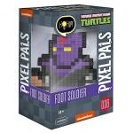 Figurine Lumineuse Pixel Pals Teenage Mutant Ninja Turtles Foot Soldier 036