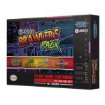 Jaleco Brawlers Pack Version PAL pour Nintendo SNES Rétro Bit