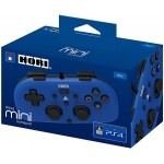 Mini Manette Bleu pour PS4 Hori