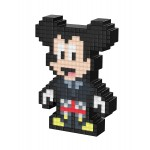 Figurine Lumineuse Pixel Pals MICKEY KING 048