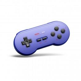 Manette Bluetooth SN30 G Classic SNES pour Nintendo Switch Bleu