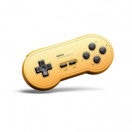 Manette Bluetooth SN30 G Classic SNES pour Nintendo Switch Jaune