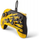 Manette Filaire Pikachu Lightning pour Nintendo Switch