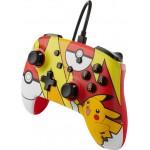 Manette Filaire Pop Art Pokemon pour Nintendo Switch