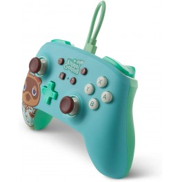 Manette Filaire Animal Crossing Tom Nook pour Nintendo Switch