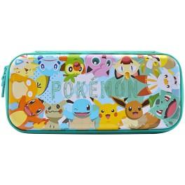 Pochette Vault Pokémon Pikachu & Friends pour Nintendo Switch et Switch Lite